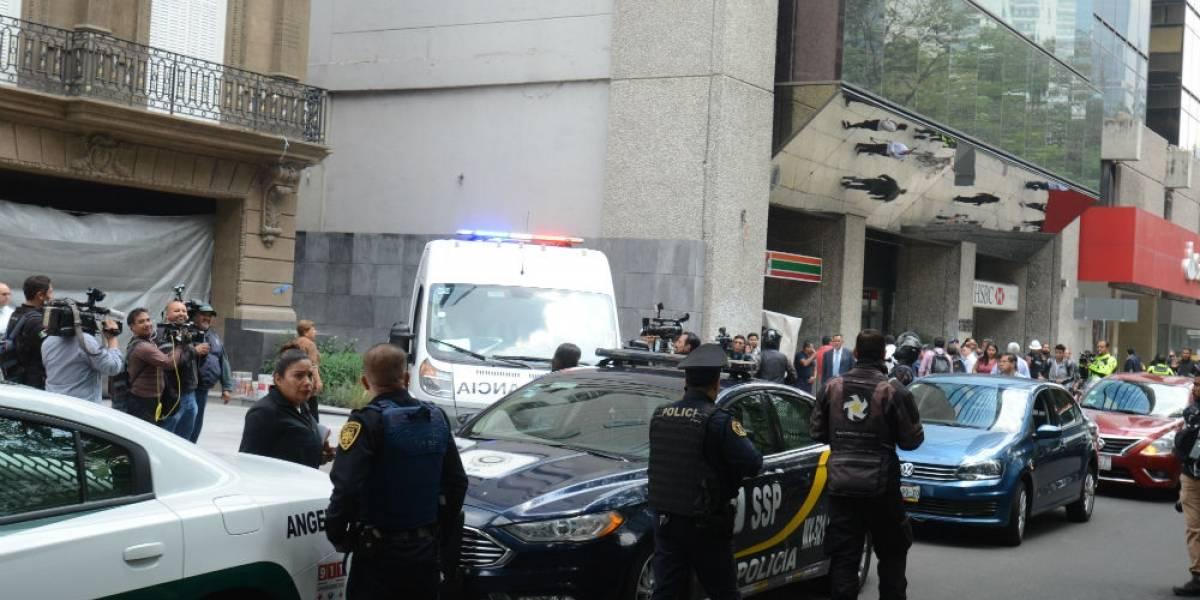 Difunden fotografías de los asaltantes de la Casa de la Moneda