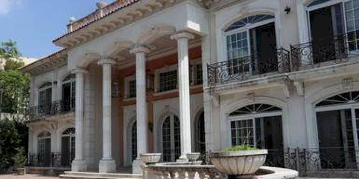 Casa de Zhenli Ye Gon va a subasta porque es legal su venta: SAE