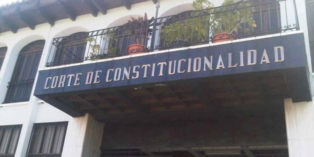 CC conoce acciones promovidas contra la comisión que investiga a CICIG