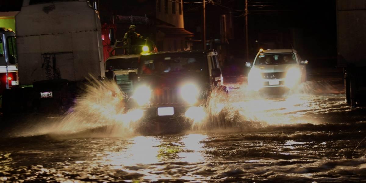 Ciclón tropical 7 causará fuertes lluvias en NL, Tamaulipas y Veracruz