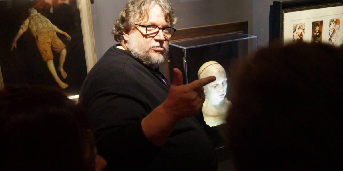 Guillermo del Toro hace de México su mayor referencia creativa