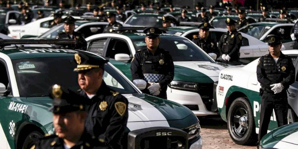 Policías acusados de violación en Azcapotzalco no están detenidos