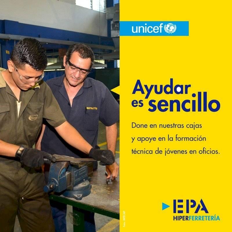 Epa y Unicef Guatemala