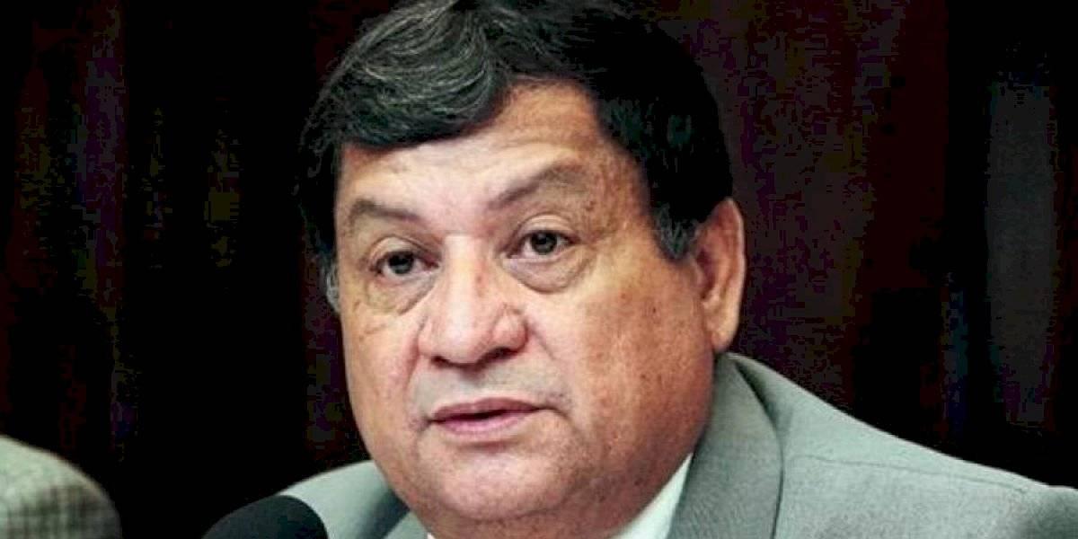 Juzgado confirma orden de captura contra exdiputado Baudilio Hichos