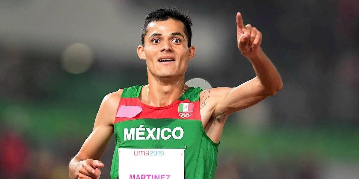 Nuevo oro para México en Lima 2019: Fernando Martínez gana en los 5000 metros