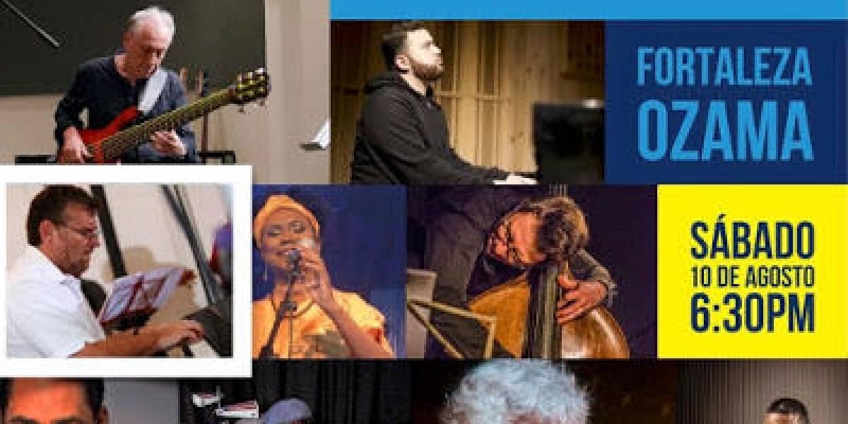 """""""Festival Internacional Jazz Restauración"""" este sábado 10 en la Fortaleza Ozama"""
