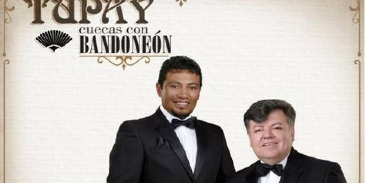 """""""Cuecas con Bandoneón"""", álbum folclórico del grupo boliviano Tupay"""