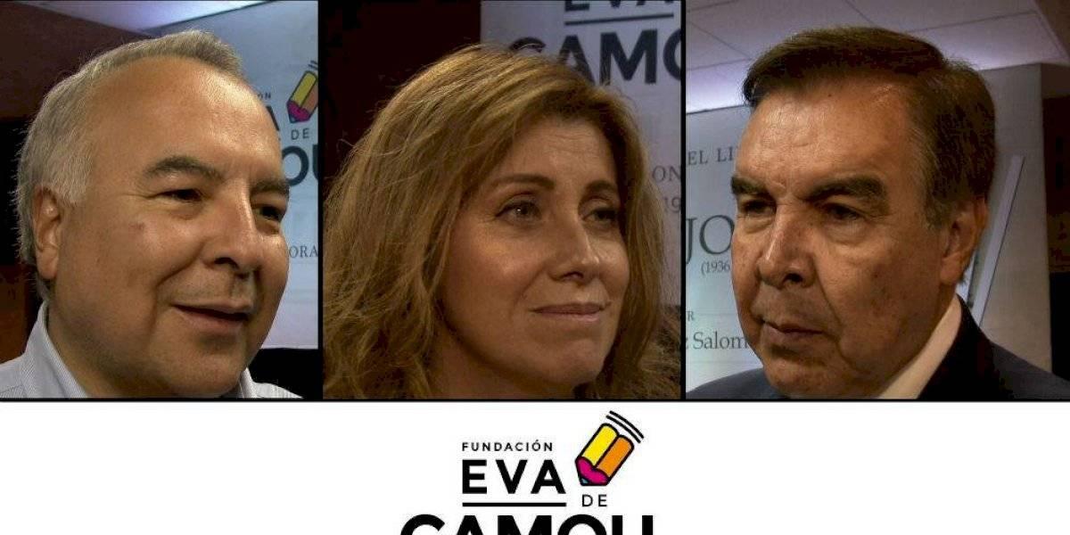 Gran trabajo de la Fundación Eva de Camou