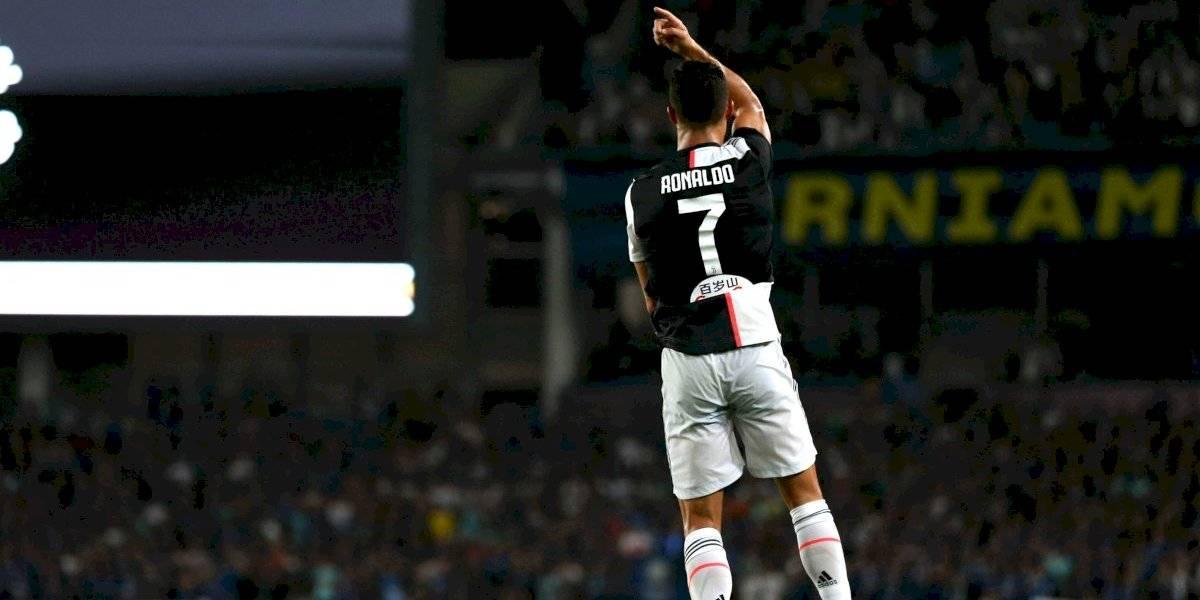 ¡Siuuu! Cristiano Ronaldo explica origen de su celebración