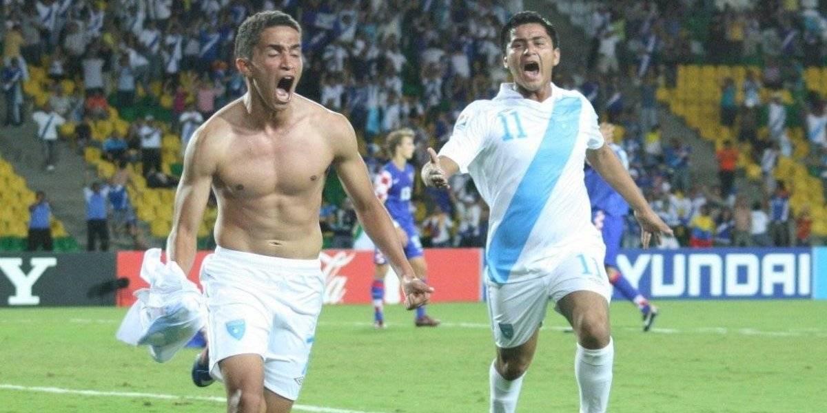 VIDEO. Se cumplen 8 años del primer gol de Guatemala en un mundial