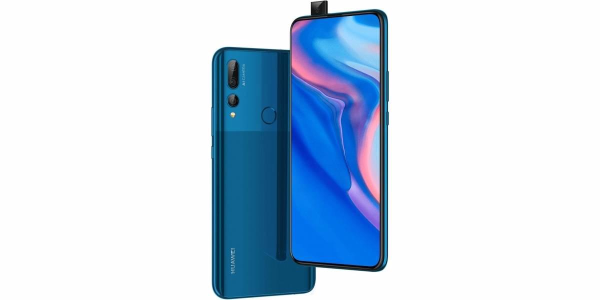 El Y9 Prime 2019 llega a Colombia: conoce todo sobre el celular de Huawei con cámara retráctil