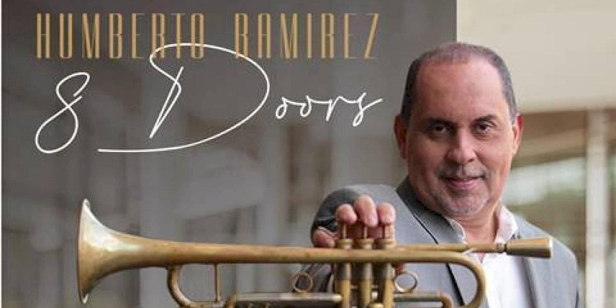 "Humberto Ramírez presenta nuevo disco ""8 Doors"""