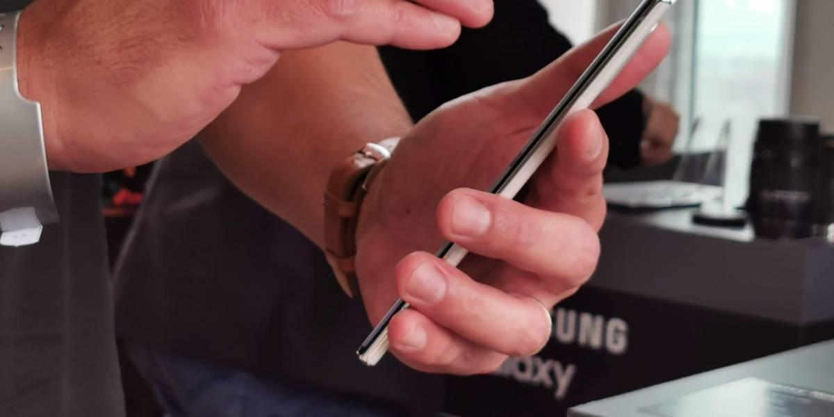 Tenemos precio y fecha de llegada a Chile para el Samsung Galaxy Note 10