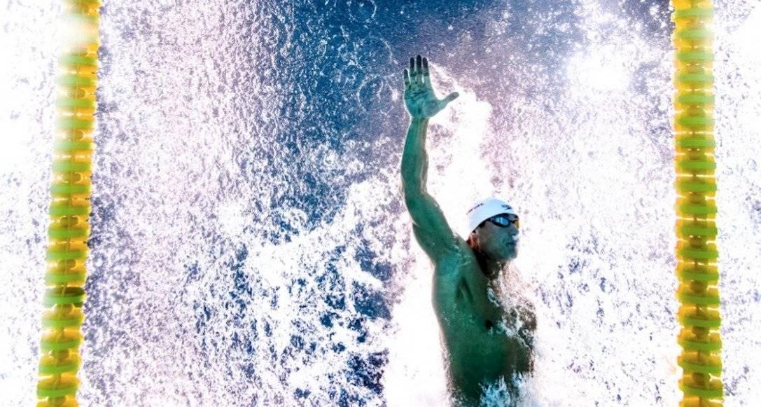 Nathan Adrian lucha contra el cáncer compite Juegos Panamericanos