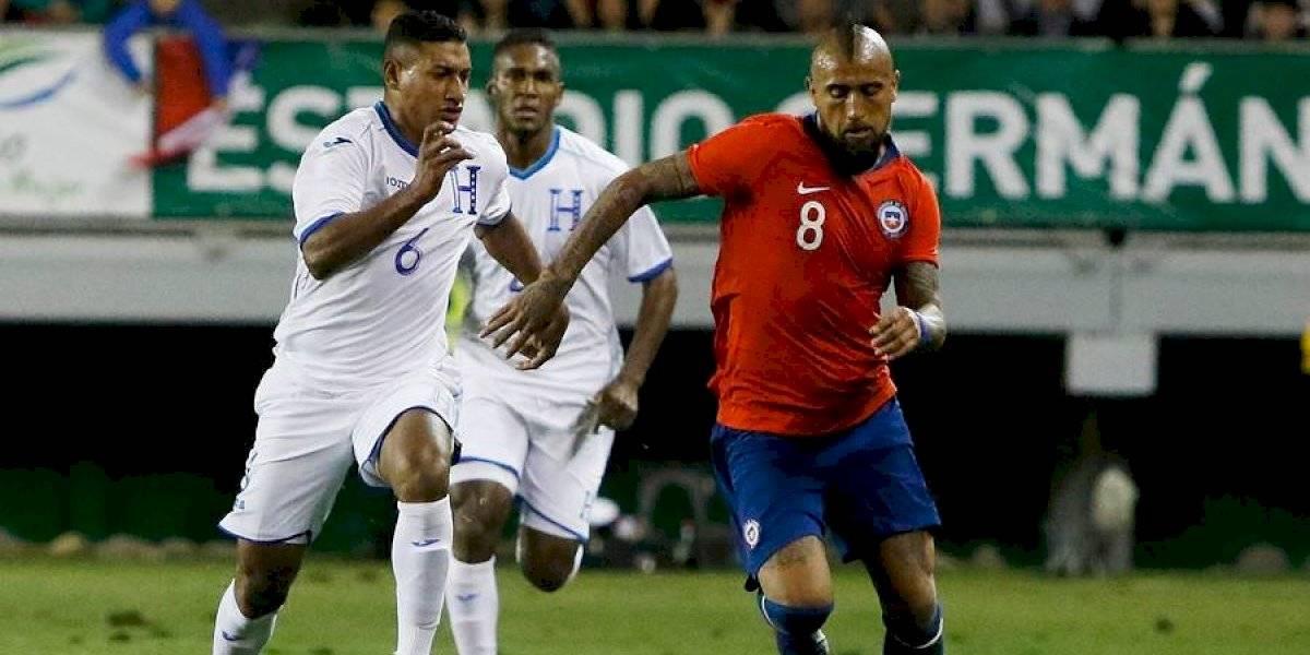 La Roja sigue pensando en las Clasificatorias y jugará un amistoso con Honduras