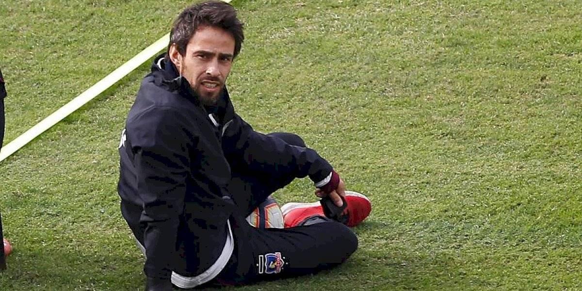 Jorge Valdivia vuelve a entrenar de forma normal en Colo Colo y podría ser opción ante O'Higgins