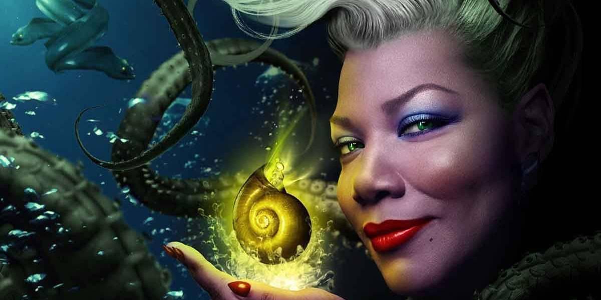 A Pequena Sereia: Queen Latifah será Ursula em especial para a TV