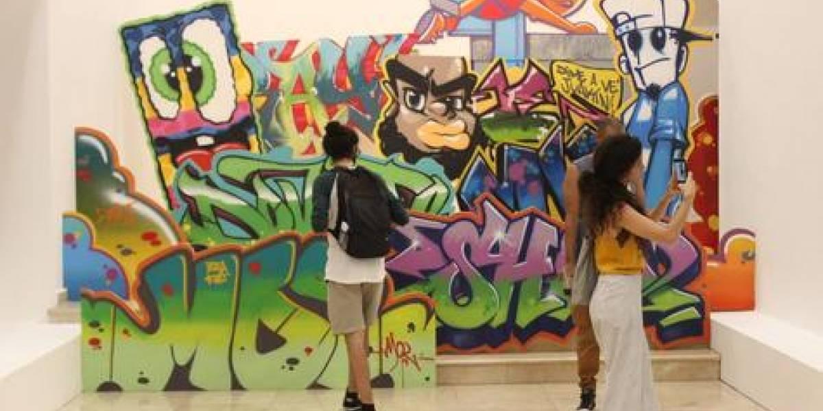 """""""Rayaera"""", arte urbano en el Centro Cultural de España"""
