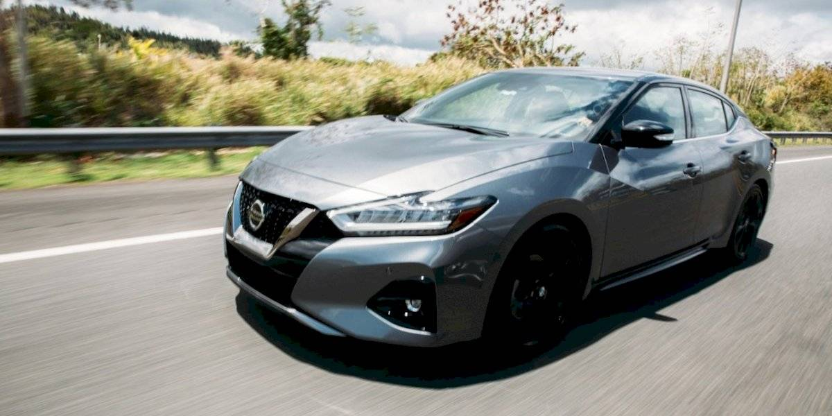 Estudio APEAL 2019 de J.D. Power destaca el Nissan Maxima