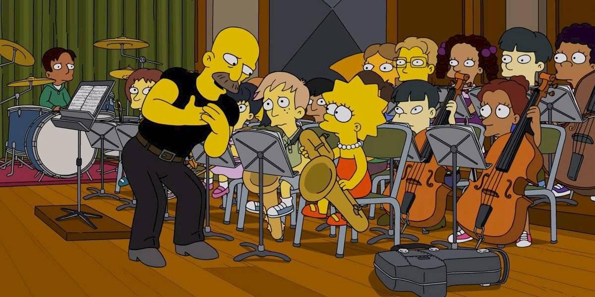 Compositor de Los Simpson dice que lo despidieron por viejo