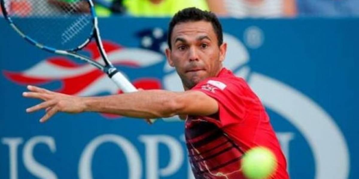Ola de halagos a Víctor Estrella tras anunciar su retiro del tenis