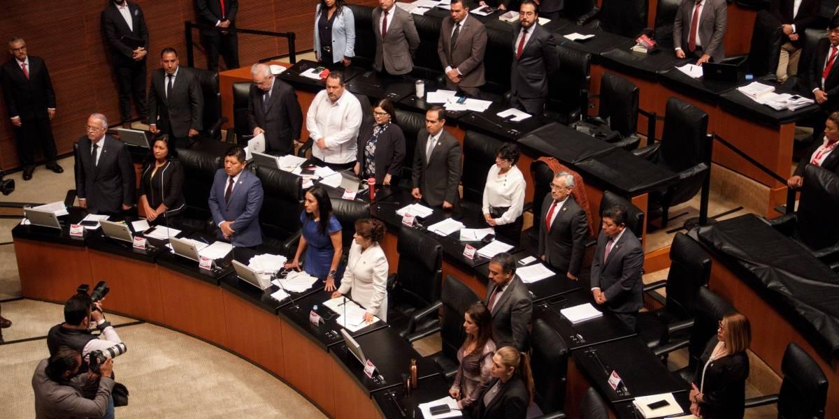 Congreso de la Unión exige a EU garantizar integridad de mexicanos y migrantes
