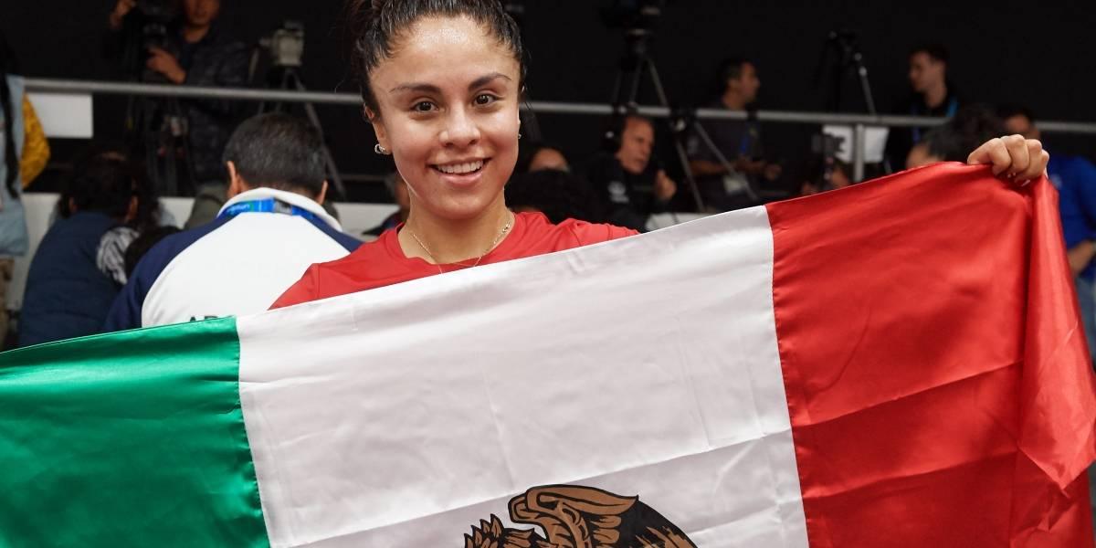 ¡Tricampeona! Paola Longoria conquista el oro en Lima 2019
