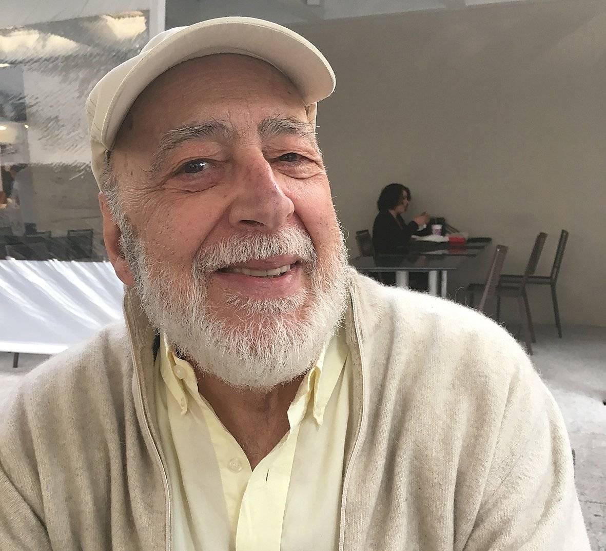 Rubens Andreoni, 75 anos, engenheiro, ex-fumante Letícia Tanaka/Metro