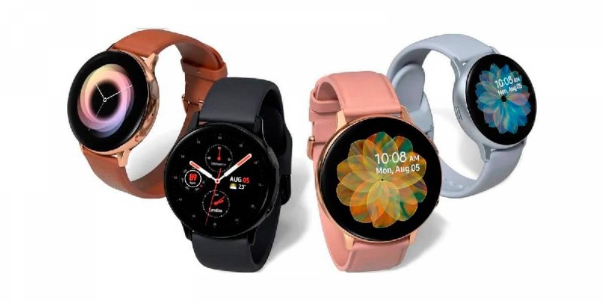 #Unpacked Samsung presenta su nuevo Watch Active 2 con cambios en diseño y una conectividad mejorada