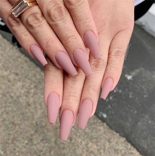 colores de uñas clásicos