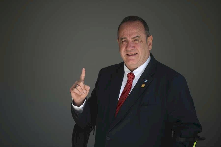 Alejandro Giammattei Falla