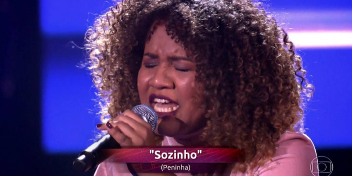 Participante do The Voice Brasil questiona Ivete e arranca risos da plateia: 'Por que tu não bateu?'