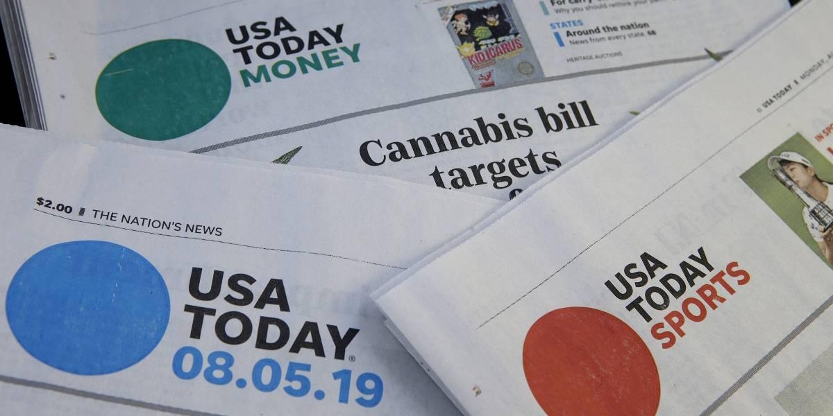 Falsa alarma de tiroteo provoca desalojo en redacción de USA Today