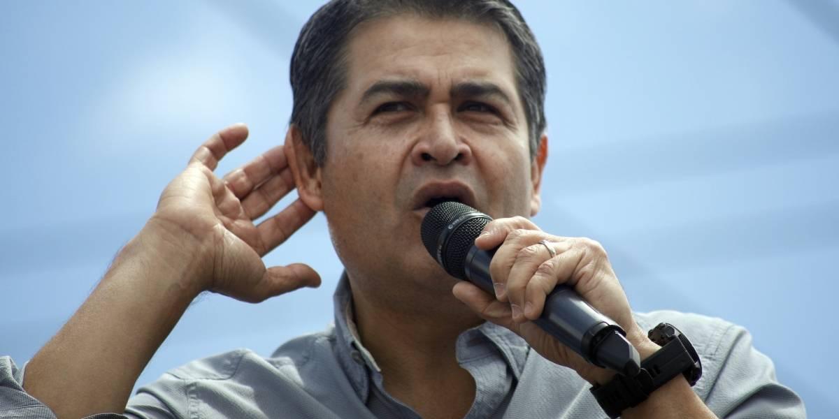 Miles marchan exigiendo la renuncia del presidente de Honduras