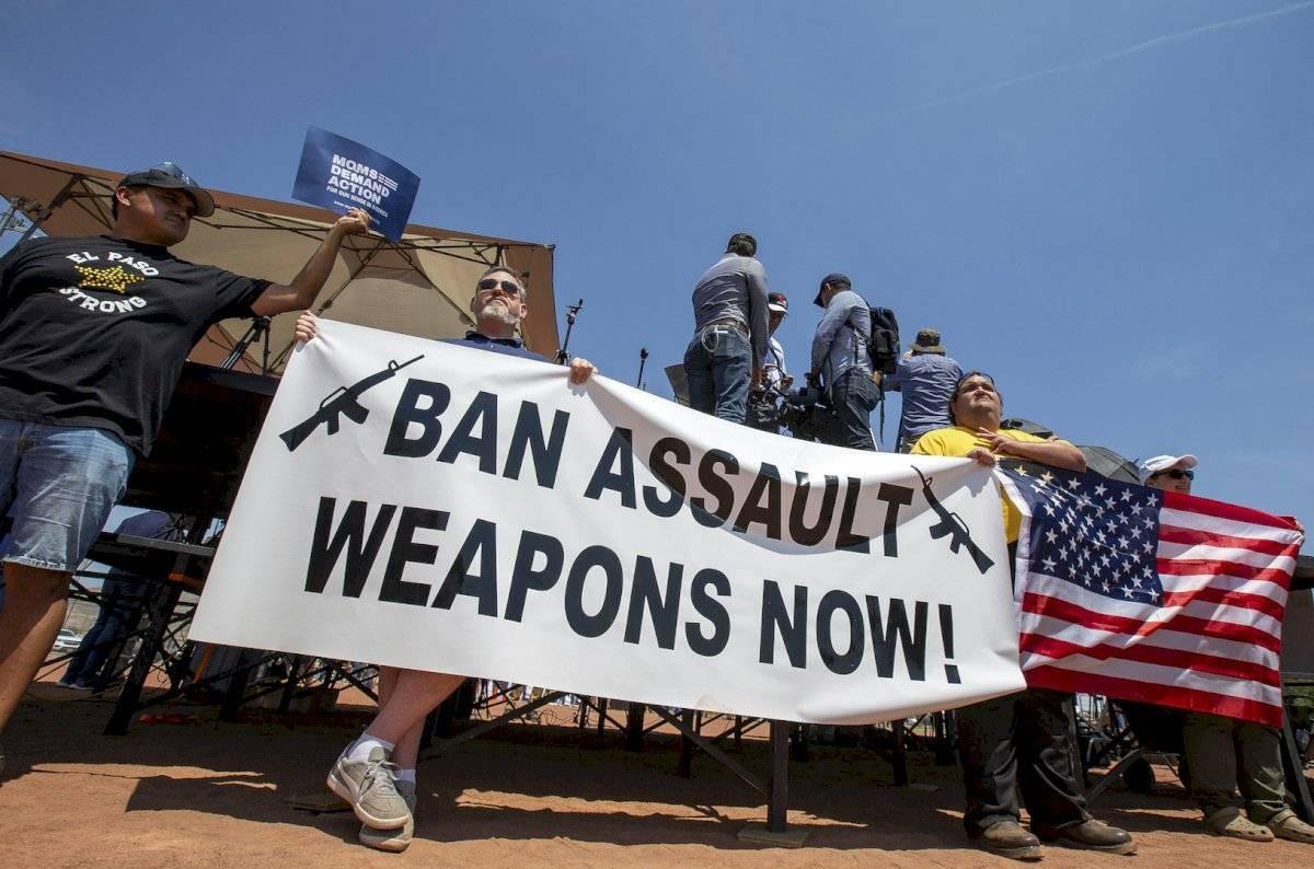 Manifestaciones contra Donald Trump Foto: AP