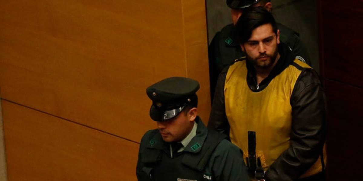 Caso Fernanda Maciel: este miércoles se realizará audiencia de cautela de garantías de Felipe Rojas