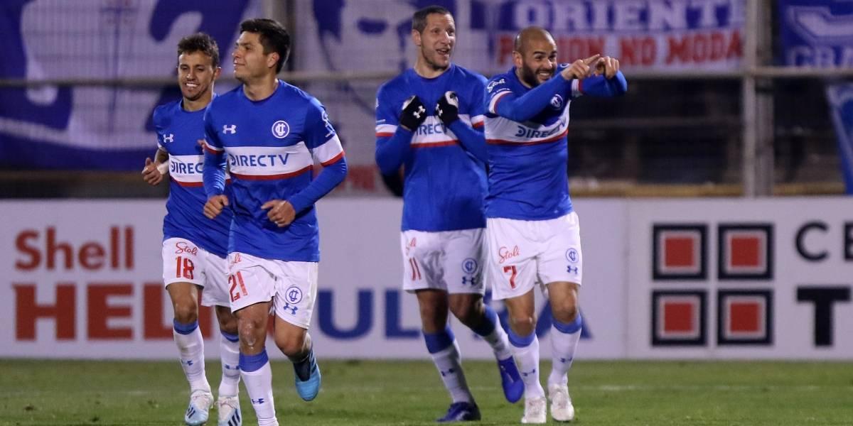 La UC es igual de sólida en Copa Chile y clasificó a los cuartos de final por sobre Santiago Morning