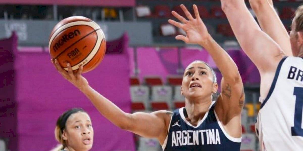 Papelón panamericano en Lima: Argentina fue eliminada del básquetbol femenino por culpa de su indumentaria