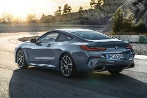 BMW Serie 8 Coupé