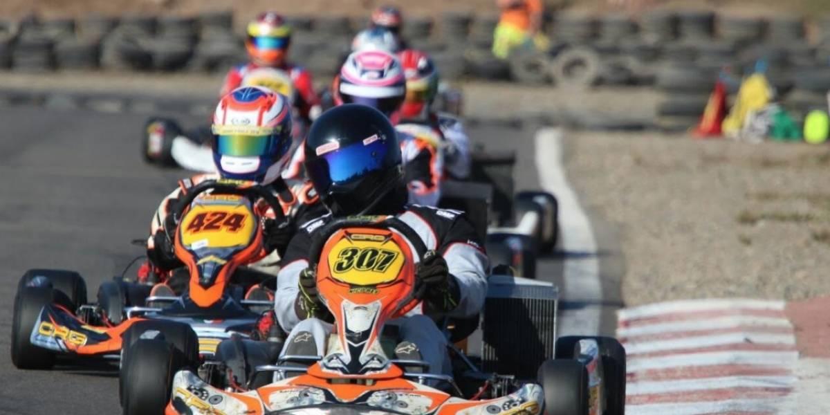 El Presudamericano de Karting en Melipilla reunirá a más de 60 pilotos este fin de semana