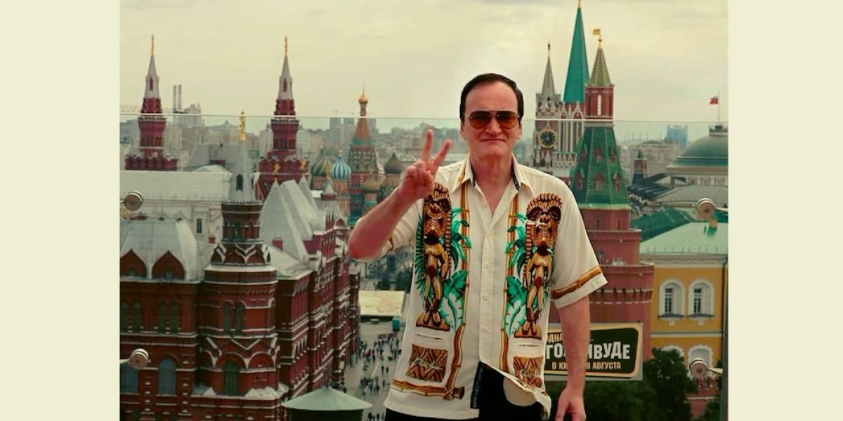 Tarantino anunció que su próxima película será la última