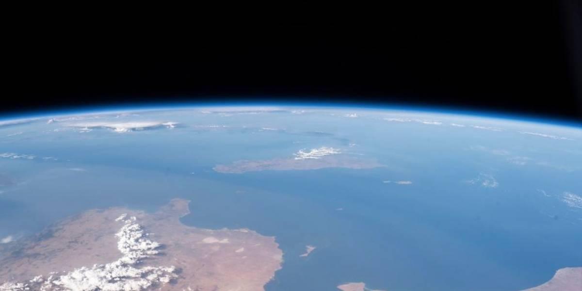 As imagens sensacionais capturadas desde o espaço por astronautas da NASA