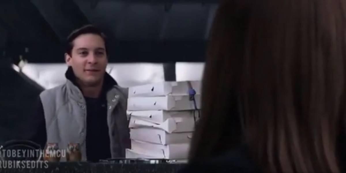 Video parodia pone a Tobey Maguire en el Universo Cinematográfico de Marvel