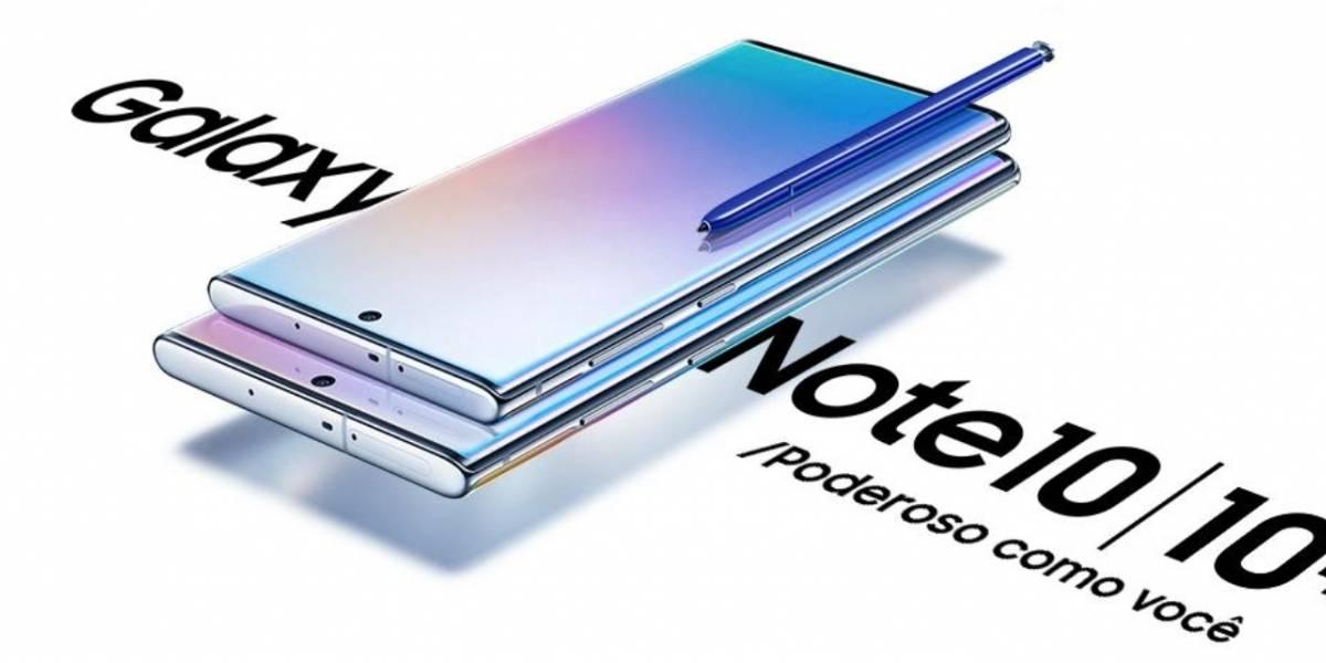 Samsung Galaxy Note10+ 5G conquista ranking de 'melhor câmera do mundo'