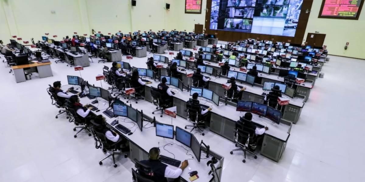 ECU 911: 46.300 uniformados se movilizarán por la seguridad de los turistas en el feriado