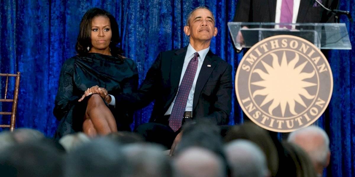 ¿Murió la flor? El matrimonio Obama habría llegado a su fin