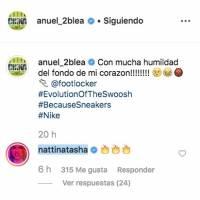 Anuel AA y Natti Natasha