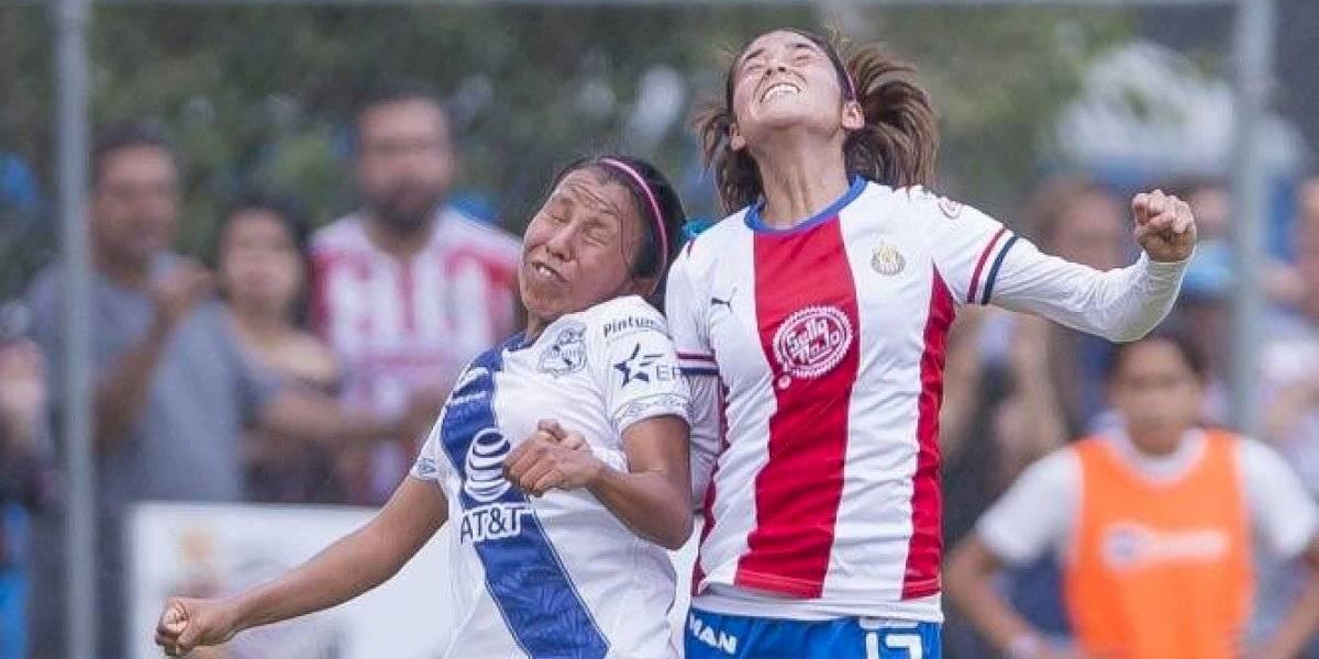 Chivas sueña con el título de la Liga MX Femenil