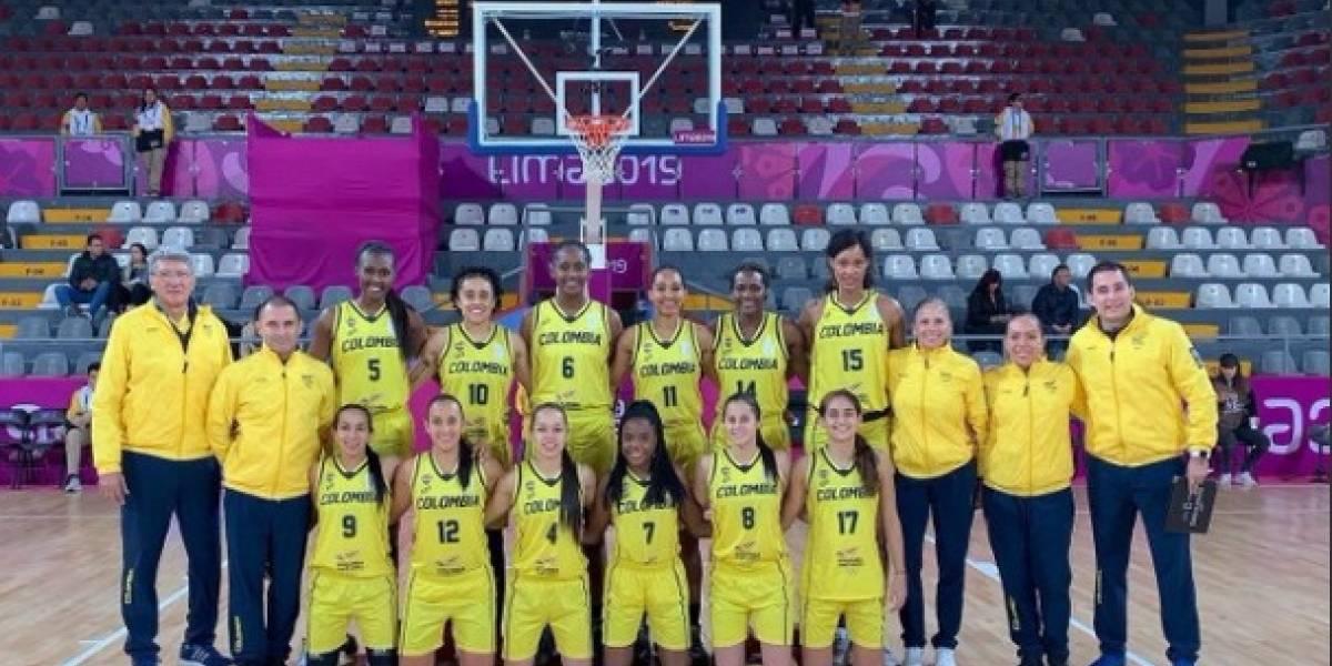 Colombia avanza a semifinales de baloncesto en Lima 2019 porque Argentina se puso el uniforme que no era