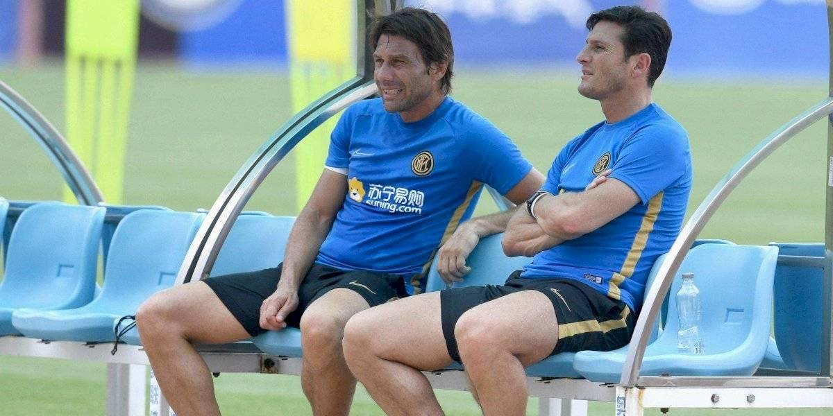 """Zanetti aclara que Conte todavía no ha pedido a Vidal para su Inter: """"Por el momento no hay nada"""""""